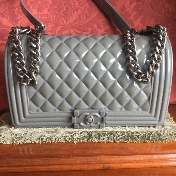 83a1ed0fbbb8 Jelly Toyboy i am not CHANEL Handbags - Jelly Toyboy I am not Chanel Bag